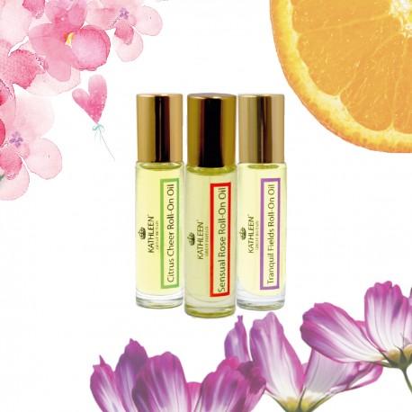Roll-On Fragrance Oil Set