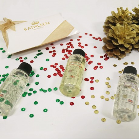 Stocking Filler - mini Bubble Bath and Shower Gel