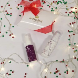 Stocking Filler - mini Cleansing Lotion and Tonifying Mist