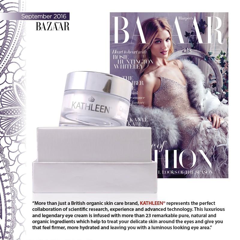 Kathleen Natural skincare Caviar Enrich Eye Cream