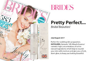 Kathleen UK Silk Miracle Essence as seen in Brides